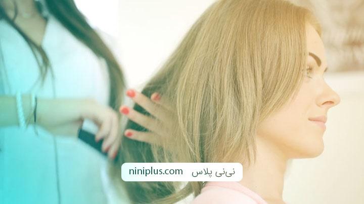 روش های مراقبت از مو در دوران بارداری