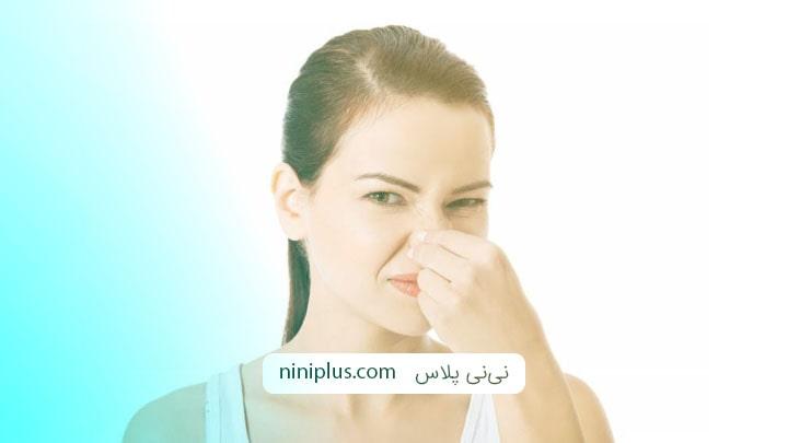 حساسیت حس بویایی در دوران بارداری