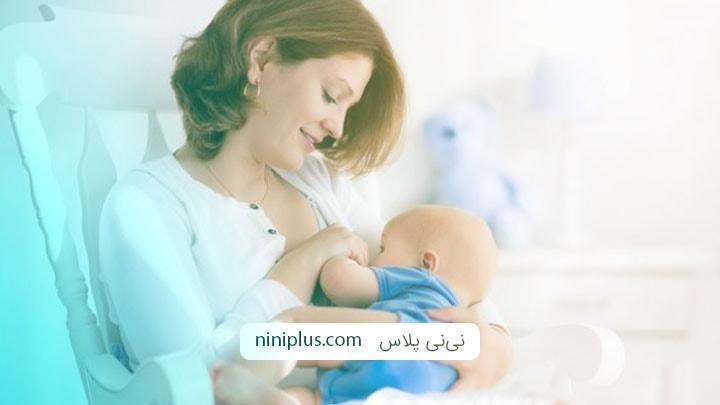 فواید پنهان شیردهی پستانی برای مادر