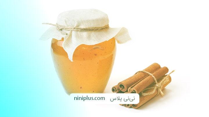 مصرف عسل و دارچین، چای زنجبیل و عسل در دوران شیردهی