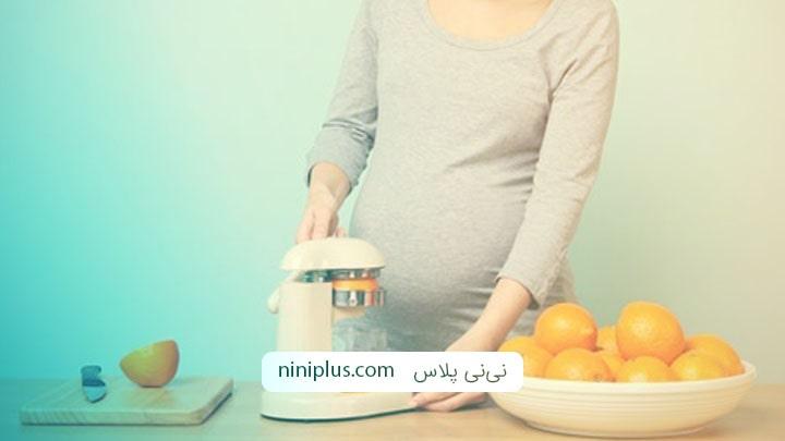 مصرف چه مقدار ویتامین c در بارداری مجاز است؟