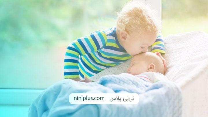 روش های آماده کردن فرزند اول برای ورود فرزند دوم