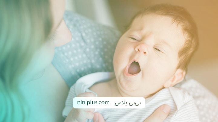 چند توصیه برای تنظیم الگوی خواب نوزادان