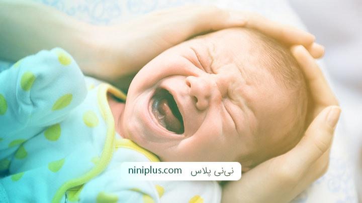 راهکارهایی موثر برای آرام کردن نوزاد کولیکی