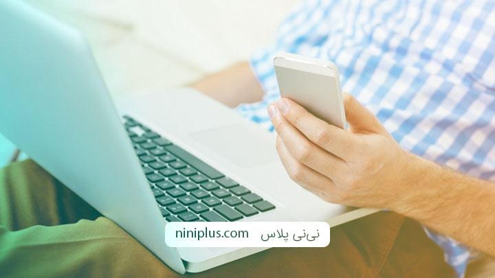 تاثیر استفاده از لپتاپ و موبایل بر باروری مردان