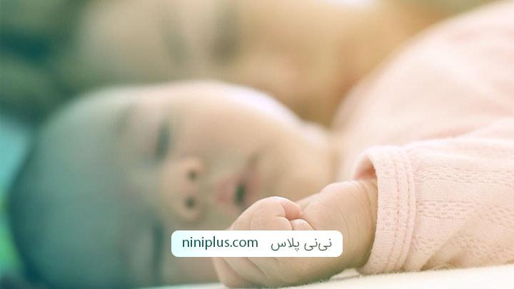 مقابله با مشکلات خواب و بدخوابی در نوزادان