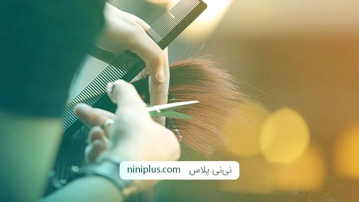 آیا کوتاه کردن مو در دوران بارداری خطرناک است؟