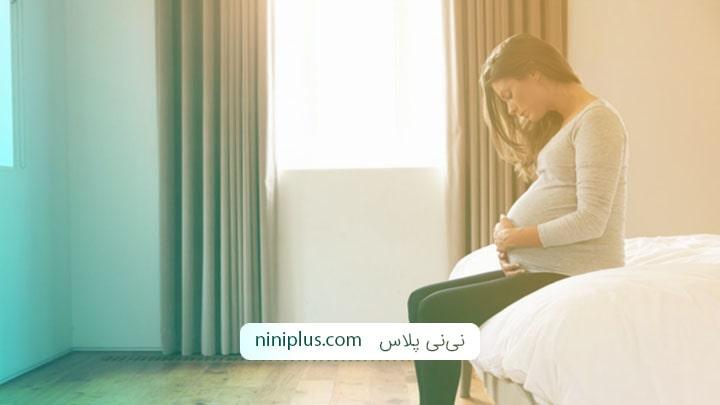 برقراری پیوند بین مادر و جنین در دوران بارداری