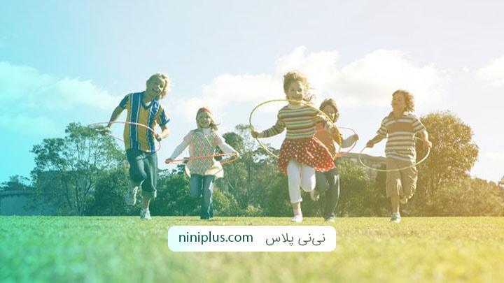 بازی های فیزیکی و حرکتی مناسب کودکان
