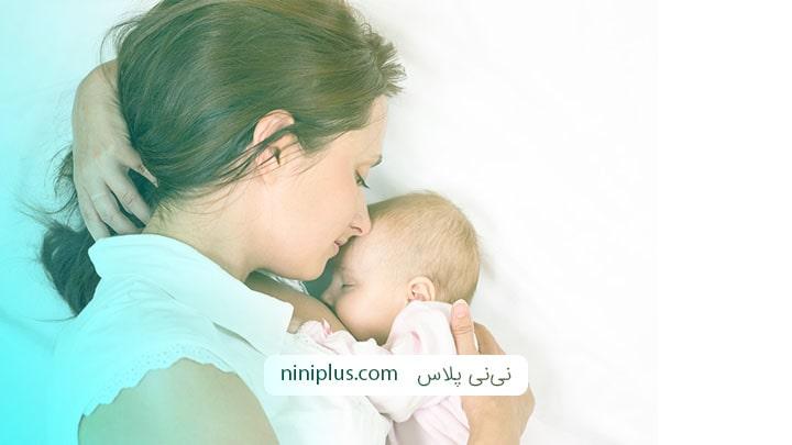 مقاومت نوزاد در برابر شیر خوردن
