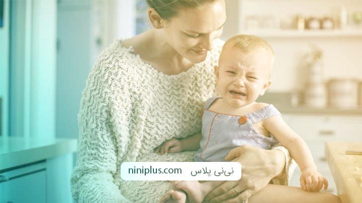 روش های آرام کردن نوزاد بی قرار و ناآرام