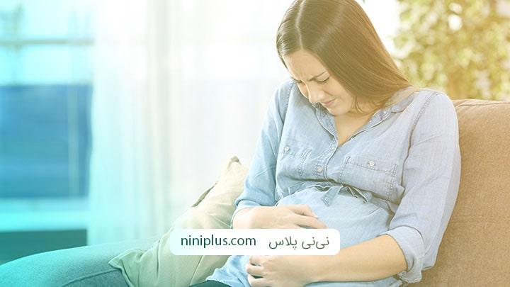 علت درد لیگامان گرد در بارداری چیست و چگونه درمان می شود؟