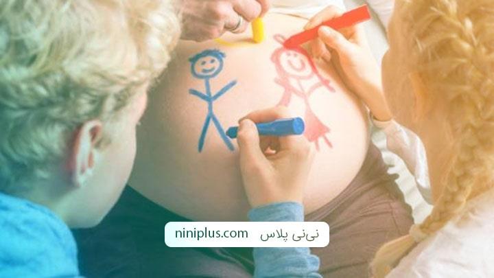 تشخیص مشخصات بارداری پسر قبل از سونوگرافی