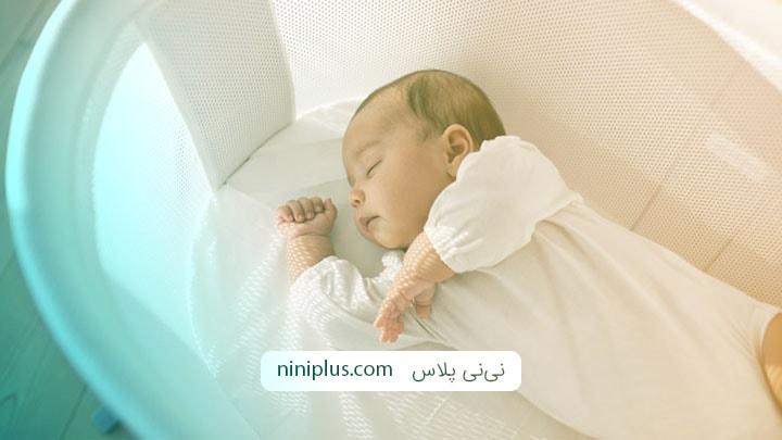 خواب در گهواره یا بستر مشترک با مادر