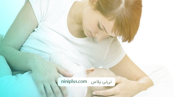 آموزش پوزیشن های صحیح شیردهی به نوزاد