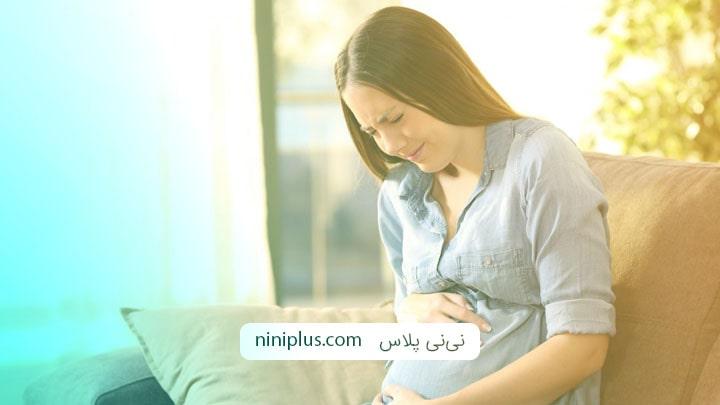 انواع انقباضات رحمی در بارداری چگونه است؟