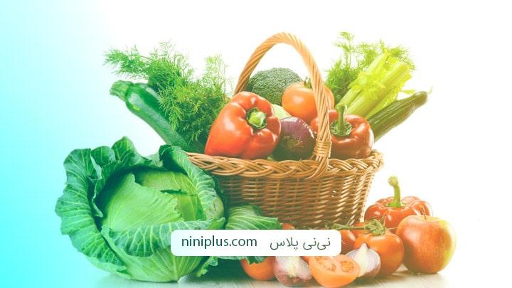 آنچه برای داشتن رژیم گیاهخواری در دوران بارداری و شیردهی نیاز دارید