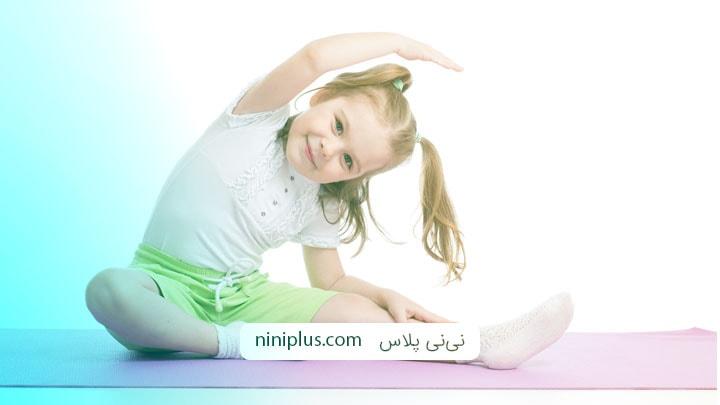 ۱۶ حرکت ساده یوگا مناسب برای کودکان
