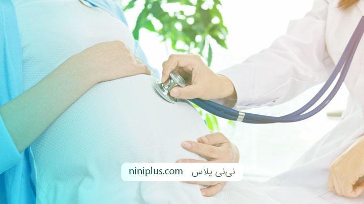 فرمولی برای تخمین وزن جنین