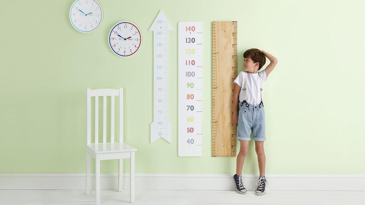 جهش رشدی هنگام بلوغ و بهترین راه برای افزایش طول قد