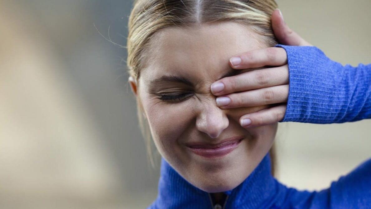 تغییرات بینایی در دوران بارداری نی نی پلاس