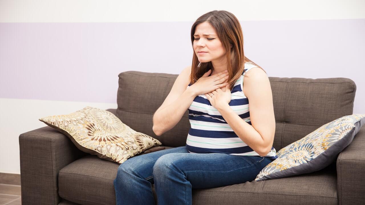 11 روش برای کاهش درد و درمان سوزش سر دل یا رفلاکس اسید معده