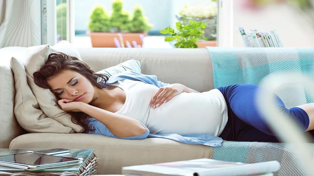 عوارض بی خوابی در بارداری