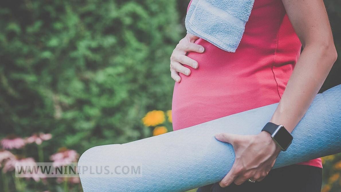 برای مادر شدن، یوگی شوید نی نی پلاس