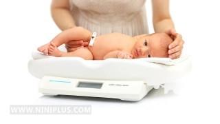همه چیز درباره وزن نوزادان هنگام تولد نی نی پلاس