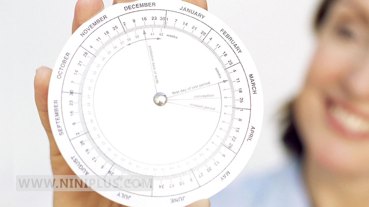 ماشین حساب تولد و فرمول محاسبه تاریخ زایمان