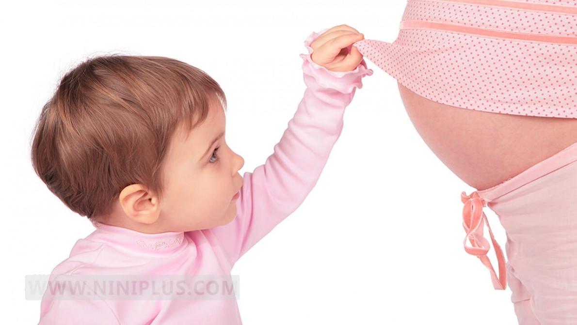 فرزند دوم؛ زمان مناسب برای بارداری مجدد نی نی پلاس