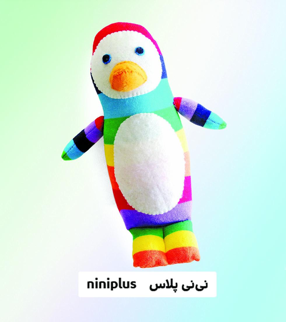 پنگوئن جورابی