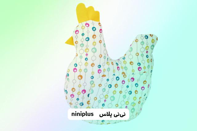 مرغ پارچه ای