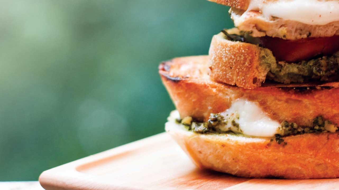 دستور پخت ساندویچ مرغ (امگا 3 ، مواد معدنی و سلنیوم)