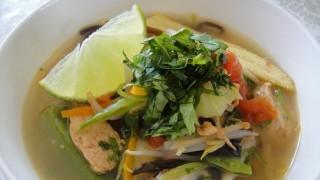 سوپ مرغ و سبزیجات نی نی پلاس