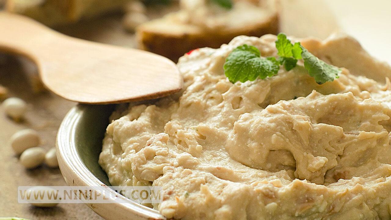 دستور پخت هوموس سلامت (مناسب گیاهخواری)