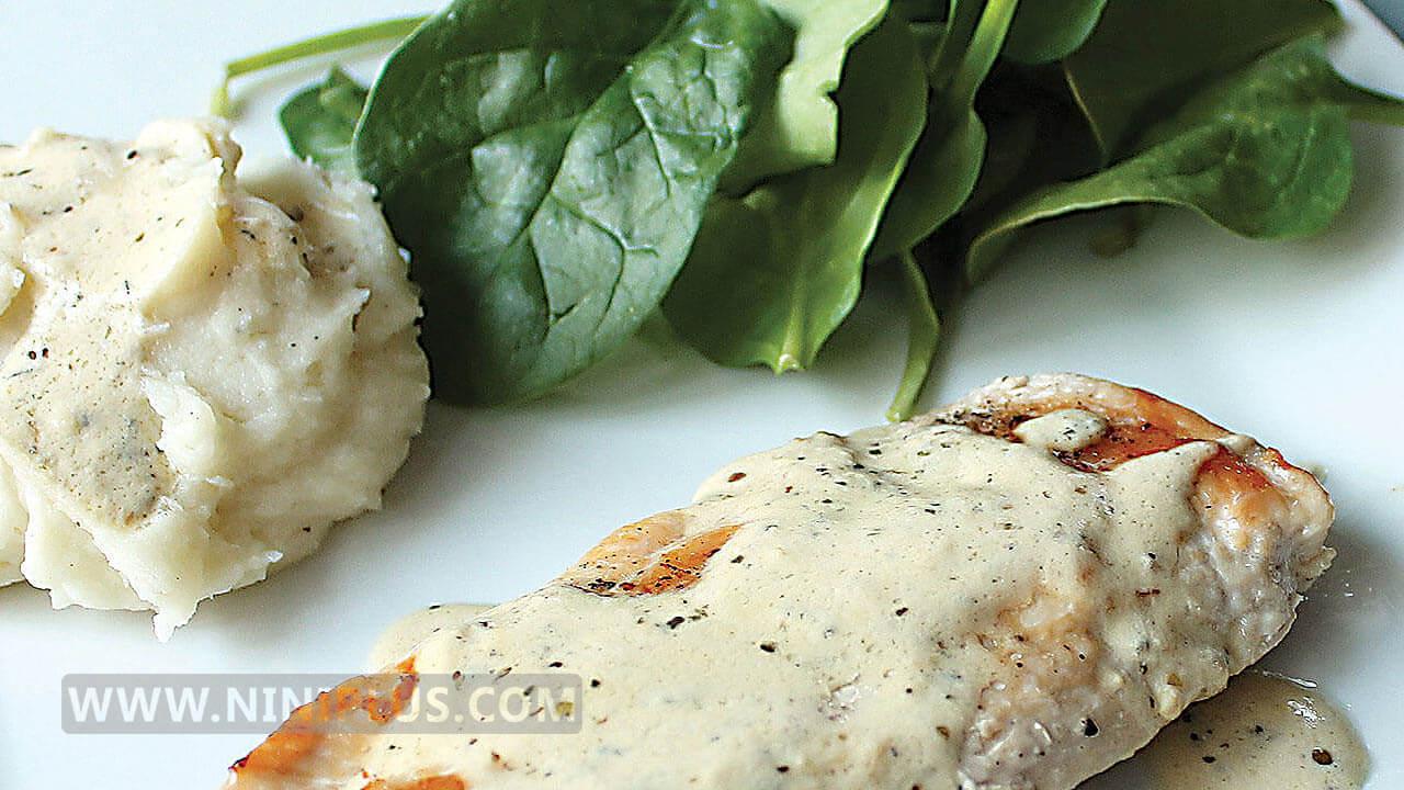 دستور پخت سینه مرغ با سس خردل منبعی سرشار از پروتئین و کلسیم