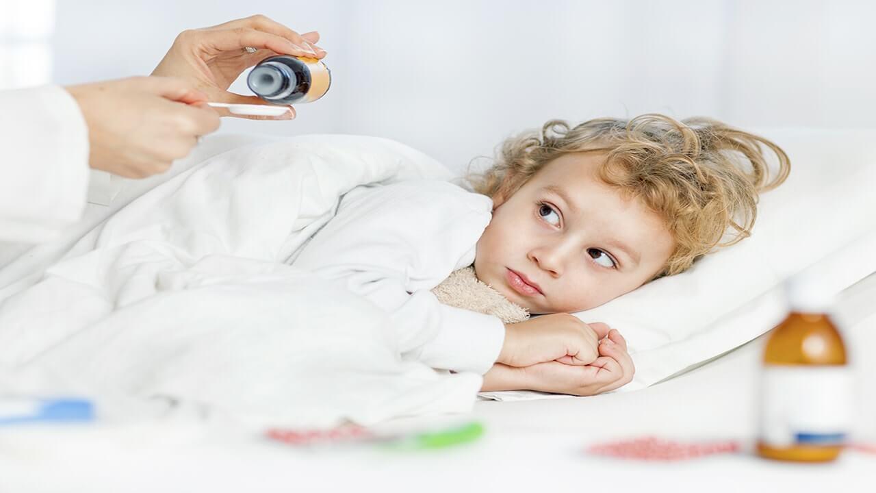 حساسیت فرزندتان به پنی سیلین واقعی است؟