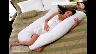 وضعیت های صحیح خوابیدن در دوران بارداری نی نی پلاس