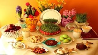 ایران زمین در آستانه بهار و نوروز نی نی پلاس