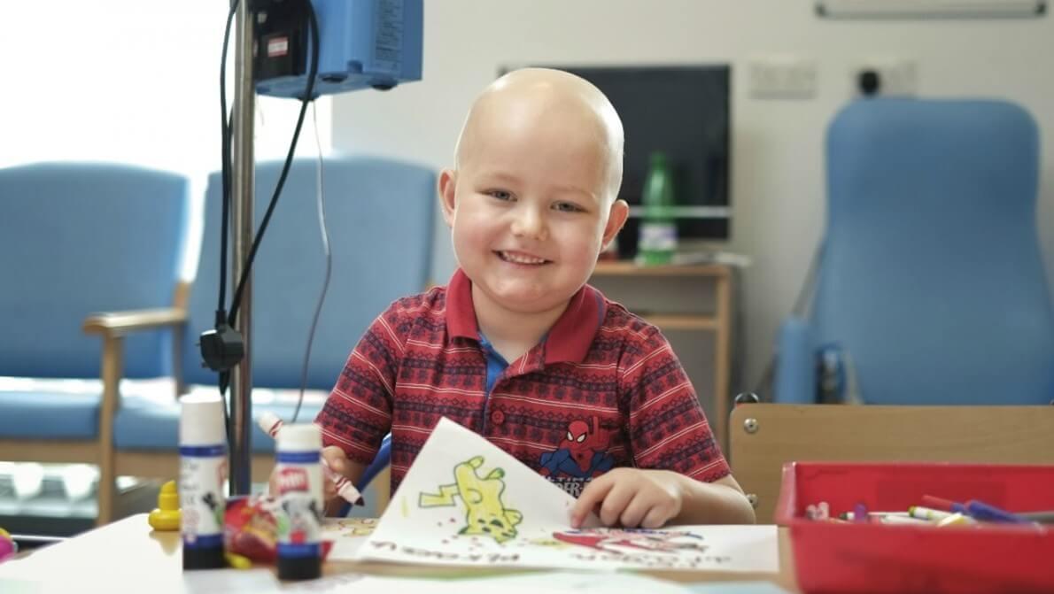 امید به زندگی کودکان سرطانی افزایش یافته است  نی نی پلاس