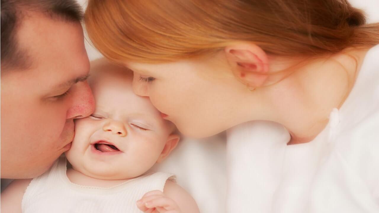 توصیه تندرستی: برقراری ارتباط مستحکم با نوزاد!