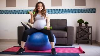 ورزش کردن در دوران بارداری مفید است نی نی پلاس