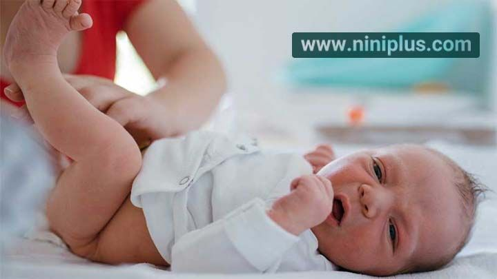 بعد از ختنه نوزاد چه باید کرد؟