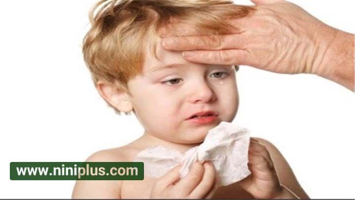 آلرژی یا حساسیت نوزاد و درمان آن
