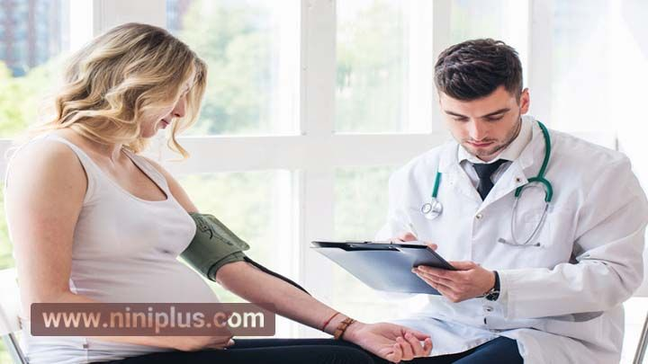فشار خون بالا در بارداری و عوارض آن بر جنین