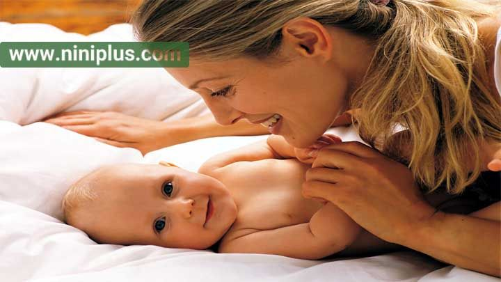 برقراری پیوند با نوزاد