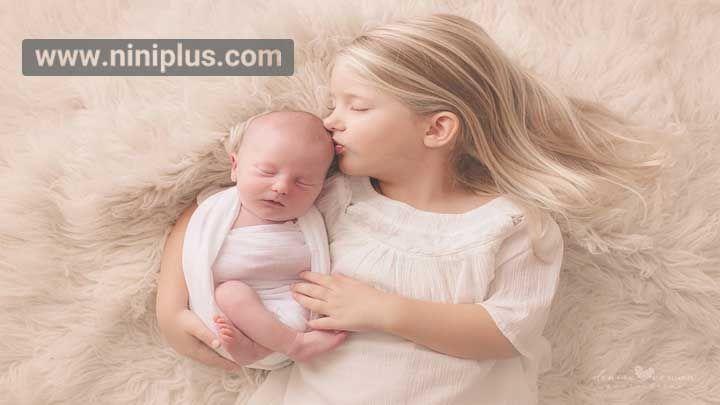 بهترین وضعیت های خواباندن نوزاد