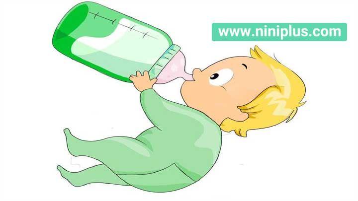 اصول از شیر گرفتن کودک و آشنا کردن او با شیشه شیر