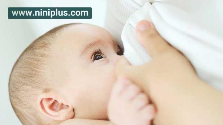 آیا آنچه میخورید بر شیرتان اثر میگذارد؟
